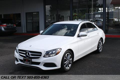 2017 Mercedes-Benz C-Class for sale in Portland, OR