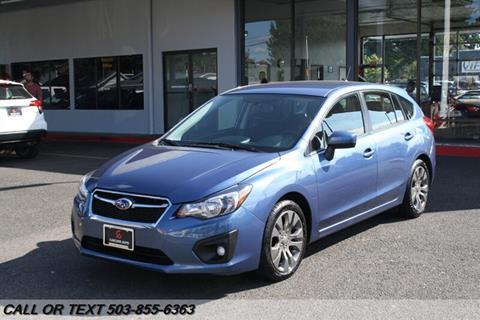 2015 Subaru Impreza for sale in Portland, OR