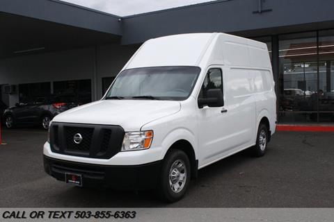 2016 Nissan NV Cargo for sale in Portland, OR