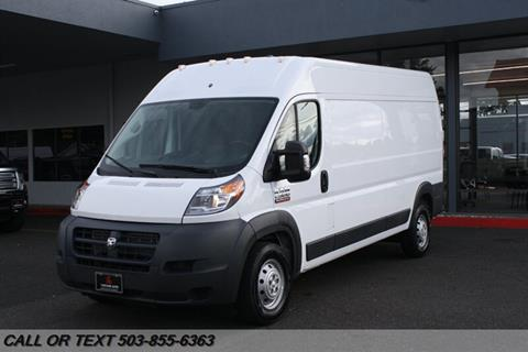 2018 RAM ProMaster Cargo for sale in Portland, OR