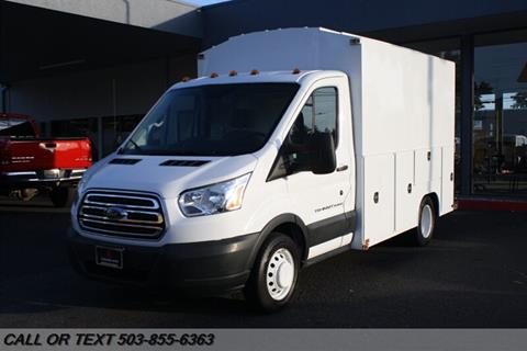 2015 Ford Transit Cutaway for sale in Portland, OR