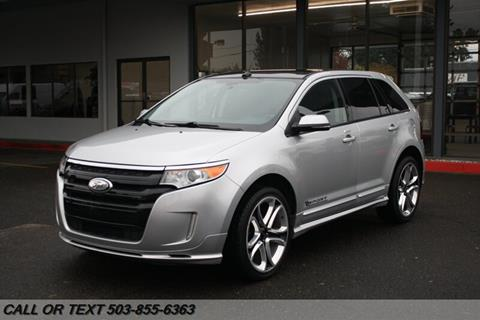 2013 Ford Edge for sale in Portland, OR