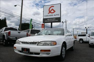 1996 Toyota Camry for sale in Portland, OR