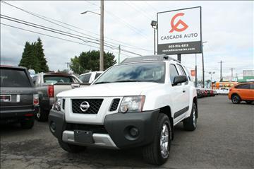 2011 Nissan Xterra for sale in Portland, OR