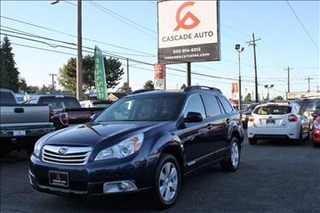 2011 Subaru Outback for sale in Portland, OR