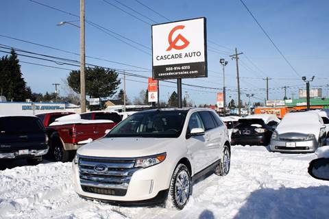 2014 Ford Edge for sale in Portland, OR