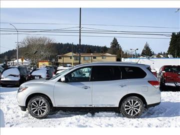 2014 Nissan Pathfinder for sale in Portland, OR