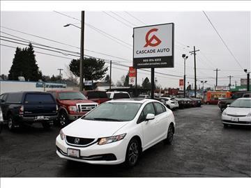 2013 Honda Civic for sale in Portland, OR