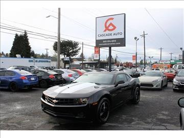 2011 Chevrolet Camaro for sale in Portland, OR