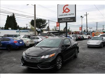 2015 Honda Civic for sale in Portland, OR
