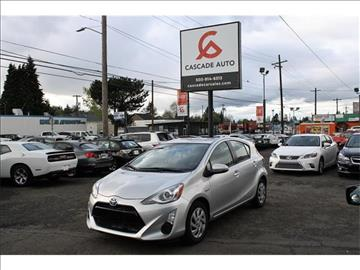 2015 Toyota Prius c for sale in Portland, OR