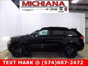 2017 Jeep Grand Cherokee for sale in Mishawaka, IN