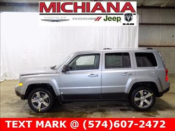2017 Jeep Patriot for sale in Mishawaka, IN