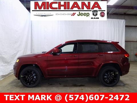 2018 Jeep Grand Cherokee for sale in Mishawaka, IN