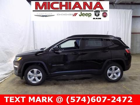 2018 Jeep Compass for sale in Mishawaka, IN