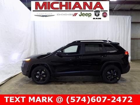 2018 Jeep Cherokee for sale in Mishawaka, IN