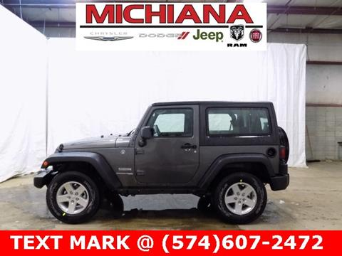 2018 Jeep Wrangler for sale in Mishawaka, IN