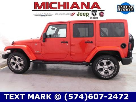 2018 Jeep Wrangler Unlimited for sale in Mishawaka, IN