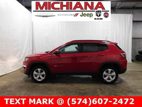 2019 Jeep Compass for sale in Mishawaka, IN