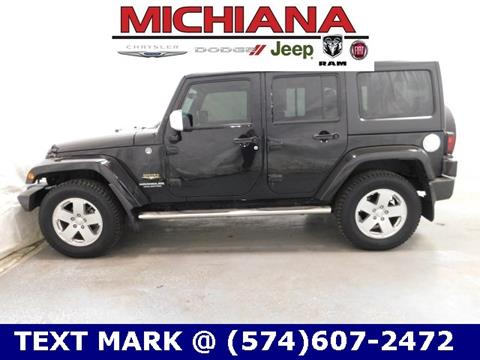 2011 Jeep Wrangler Unlimited for sale in Mishawaka, IN