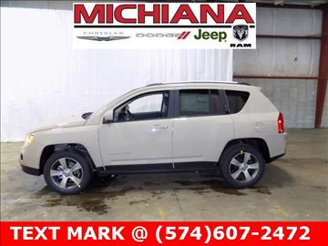 2017 Jeep Compass for sale in Mishawaka, IN