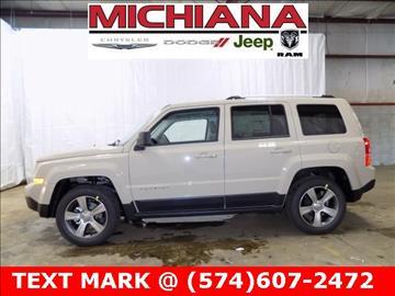 2017 Jeep Patriot for sale in Mishawaka, IN