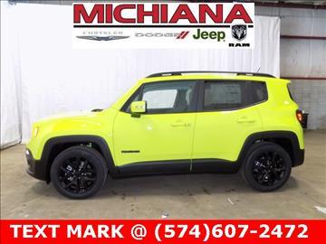 2017 Jeep Renegade for sale in Mishawaka, IN