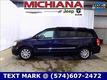 2016 Chrysler Town and Country for sale in Mishawaka, IN