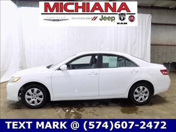 2010 Toyota Camry for sale in Mishawaka, IN