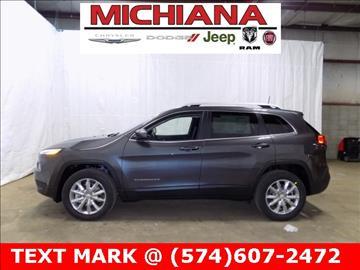 2017 Jeep Cherokee for sale in Mishawaka, IN