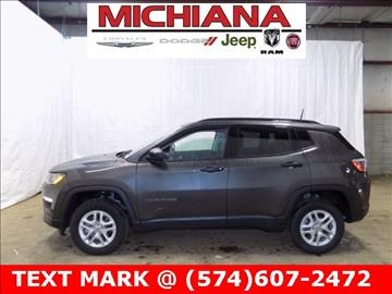 2017 Jeep New Compass for sale in Mishawaka, IN