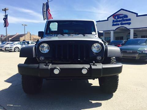 2016 jeep wrangler for sale in louisiana. Cars Review. Best American Auto & Cars Review