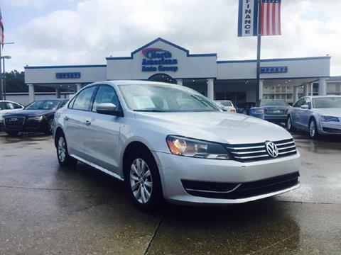 2015 Volkswagen Passat for sale in Baton Rouge, LA