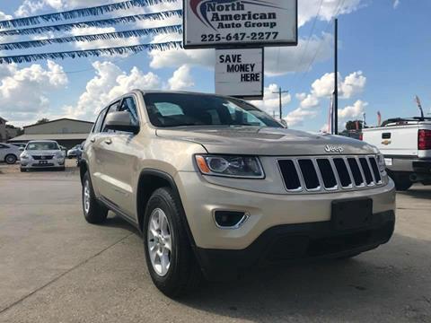2015 Jeep Grand Cherokee for sale in Baton Rouge, LA