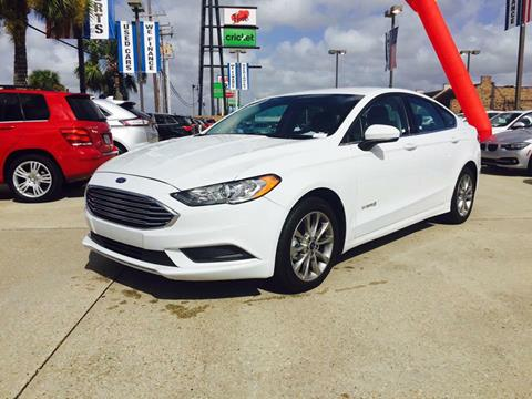 2017 Ford Fusion Hybrid for sale in Baton Rouge, LA