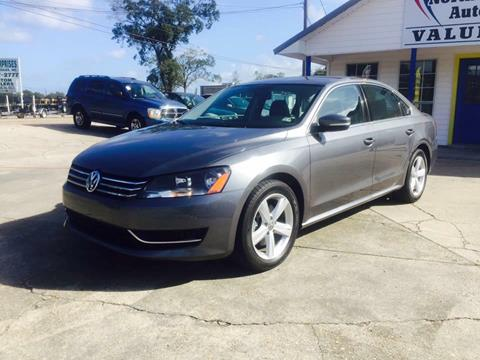 2014 Volkswagen Passat for sale in Baton Rouge, LA