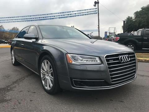 Used Audi A L For Sale In Louisiana Carsforsalecom - Used audi a8l for sale