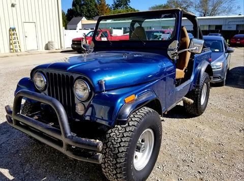 1978 Jeep CJ-7 for sale in Baton Rouge, LA