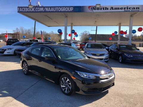 2016 Honda Civic for sale in Baton Rouge, LA