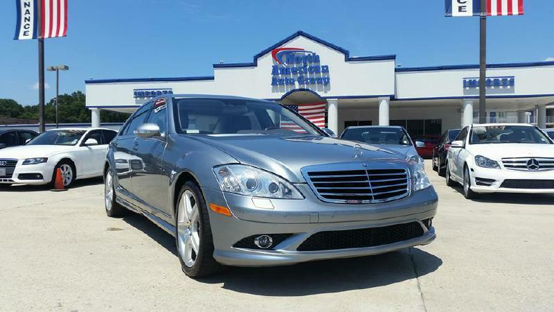 2008 mercedes benz s class s550 4matic awd 4dr sedan in baton rouge la. Cars Review. Best American Auto & Cars Review