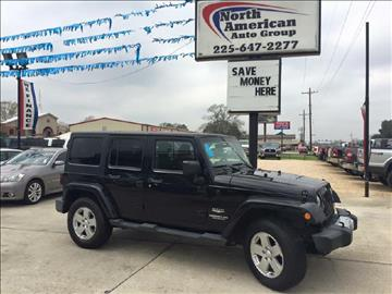 2011 jeep wrangler unlimited for sale in baton rouge la. Cars Review. Best American Auto & Cars Review