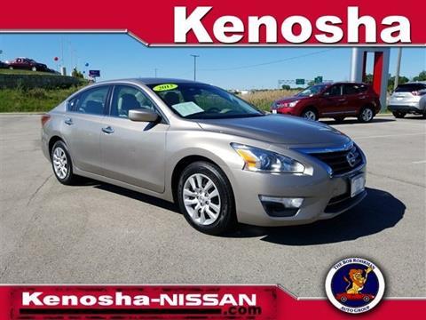 2013 Nissan Altima for sale in Kenosha, WI