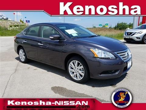 2014 Nissan Sentra for sale in Kenosha WI