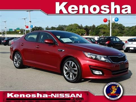 2014 Kia Optima for sale in Kenosha, WI