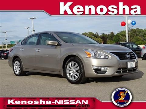 2015 Nissan Altima for sale in Kenosha, WI