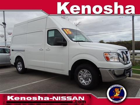 2015 Nissan NV Cargo for sale in Kenosha, WI