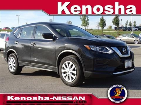 2017 Nissan Rogue for sale in Kenosha, WI