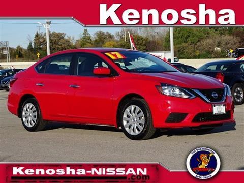 2017 Nissan Sentra for sale in Kenosha, WI