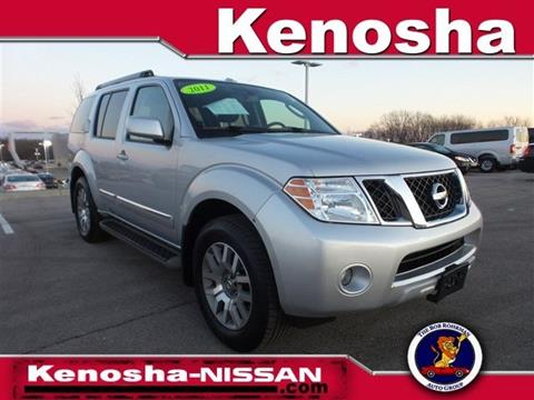 2011 Nissan Pathfinder for sale in Kenosha, WI