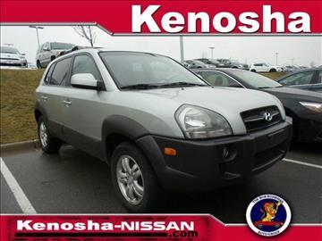 2007 Hyundai Tucson for sale in Kenosha, WI
